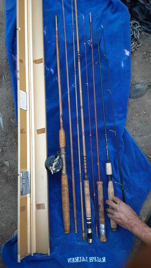 Garcia conolon Four Star fishing poles for Sale in Long Beach, CA