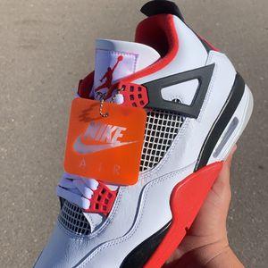 Air Jordan 4 Fire Red Size 11 & 9 for Sale in Chula Vista, CA