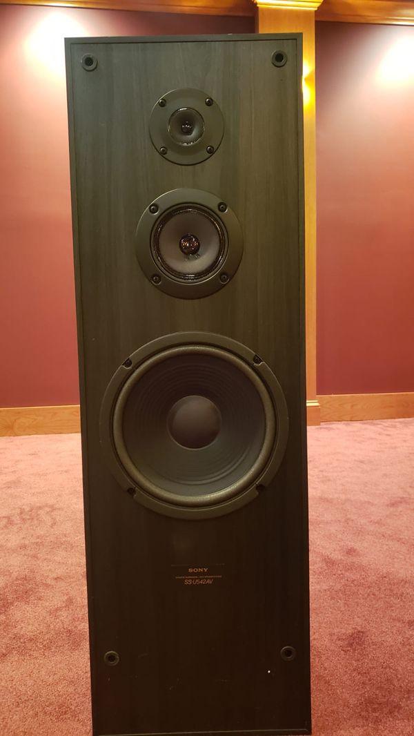 Sony SEN-R4420 surround sound system