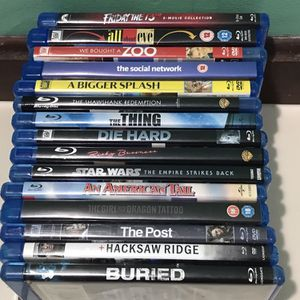 Blue Ray Movies for Sale in Somerville, MA