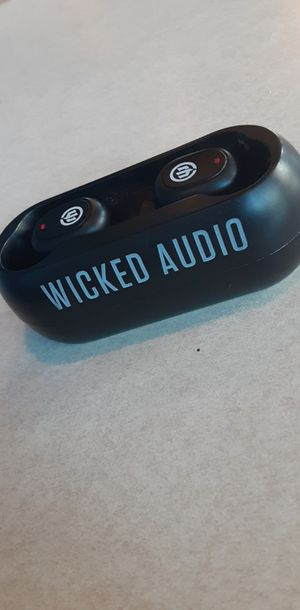 Wicked audio wireless earbuds for Sale in Pittsburg, CA