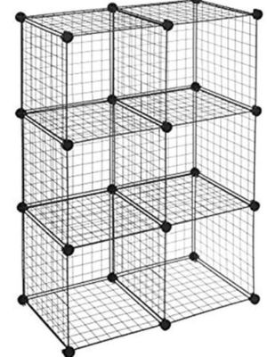 6 Cube Grid Storage Shelves for Sale in Upper Arlington, OH