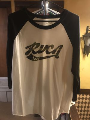 RVCA Baseball T shirt for Sale in Oskaloosa, IA