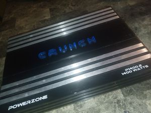 Crunch amp for Sale in Milwaukee, WI