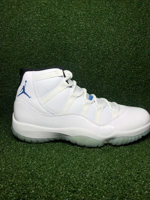 Jordan Retro 11 Legend Blue for Sale in Irvine, CA