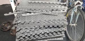 Rubber gym flooring for Sale in Oregon City, OR