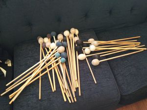 Marimba mallets for Sale in Mesquite, TX