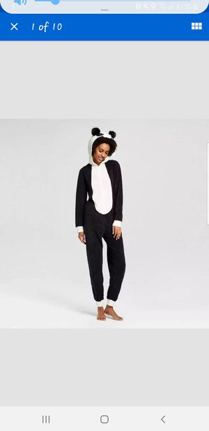 Panda Bear pj costume onsie for Sale in Portland, OR
