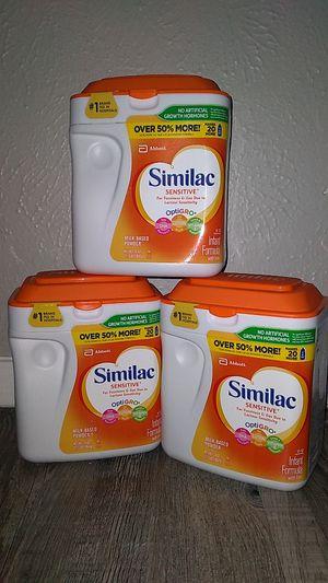Similac Sensitive for Sale in Grand Prairie, TX