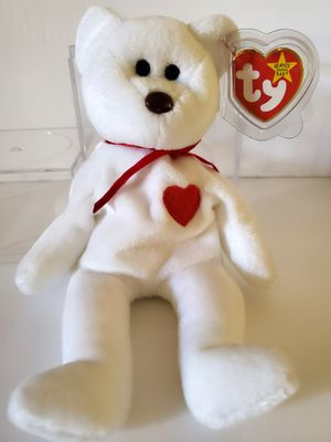 Valentino Beanie Baby Vintage, Collection Bear- Extremely Rare! Great condition with box for Sale in Miami, FL
