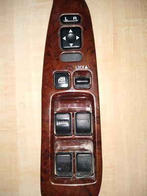 Subaru master window switch from an Impreza wagon for Sale in Buffalo, NY