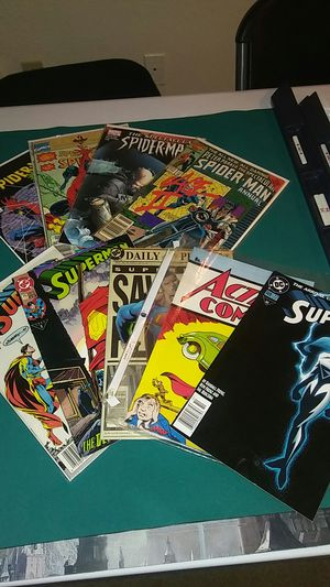Various comic books for Sale in San Angelo, TX