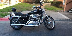 2007 Harley Davidson Sportster 1200 Custom for Sale in Austin, TX