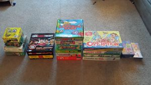 Family/kid games/puzzles for Sale in Itasca, IL