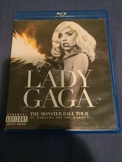 Lady Gaga The Monster Ball for Sale in Cape Coral,  FL