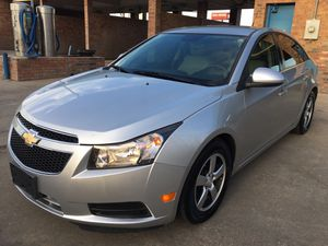 2014 Chevy Cruze LT Clean Title 67,666 Miles for Sale in Garland, TX
