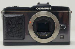 Olympus Pen E-P2 12.3MP Digital Camera Body Micro 4/3 for Sale in Compton, CA