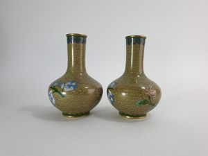 Chinese Antique pair bottles. for Sale in Walnut, CA