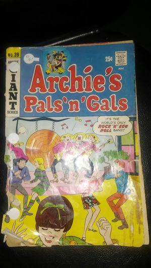 """""""66 Archie comic for Sale in Lodi, CA"""