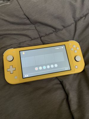 Nintendo switch lite for Sale in Spencer, NY