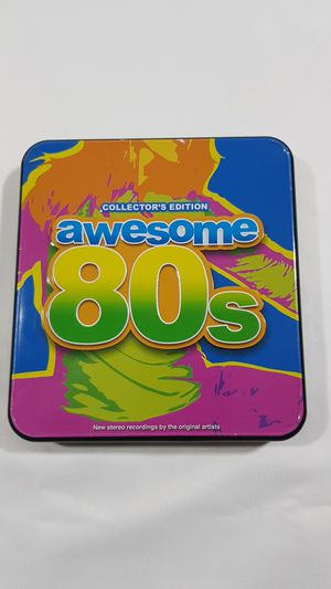 Collectors Edition Awesome 80s 3 disc CDs for Sale in Winter Springs, FL