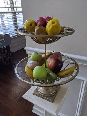 Two Tiered Basket for Sale in Greer, SC