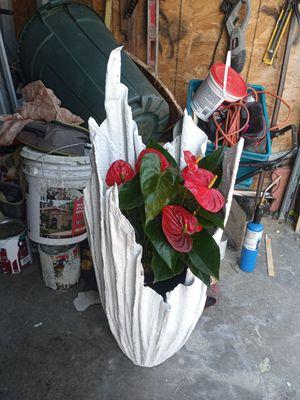 Unique flower pots for Sale in Costa Mesa, CA