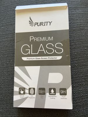 🔷Iphone xs glass screen protector 🔷 for Sale in Bakersfield, CA