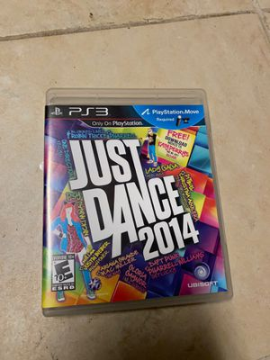 Just Dance 2014 Ps3 Game for Sale in Boca Raton, FL