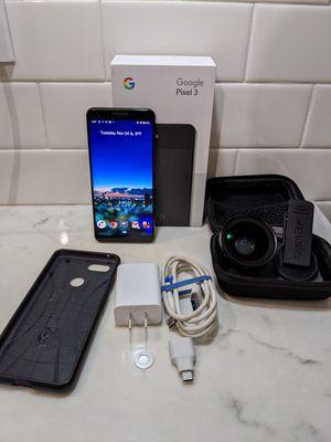 Pixel 3 Google unlocked for Sale in Bristol, CT