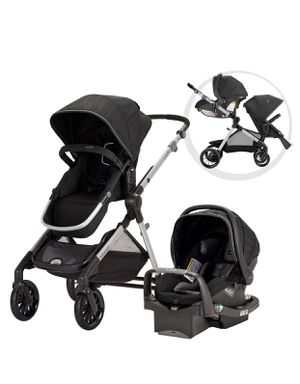 Baby stroller with a car seat for Sale in Ferndale, WA