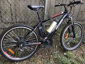 """2018 26"""" Ancheer Electric bike bicycle for Sale in Portland, OR"""