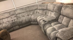 Sectional new 3 recliners!!! for Sale in Selinsgrove, PA