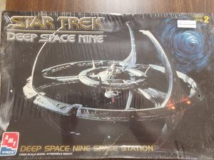 Star Trek Deep Space 9 Space Station Model for Sale in Spout Spring, VA