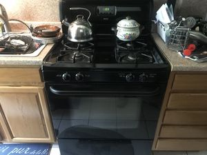 Black Kitchen Appliances for Sale in Columbus, OH