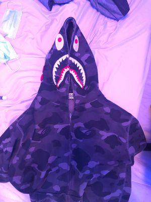 Bape hoodie lg for Sale in Winter Garden, FL