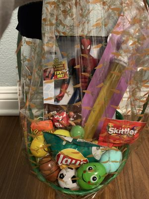 Easter basket for Sale in Irwindale, CA