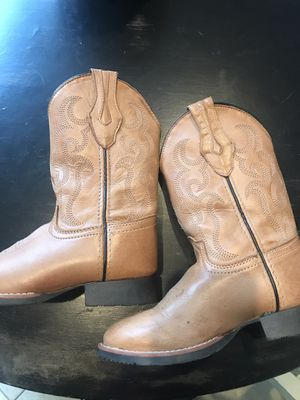 Cody James girls boots size 1 for Sale in Rio Vista, CA