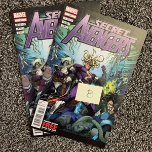 Secret Avengers 2 Copy's for Sale in Riverside, CA
