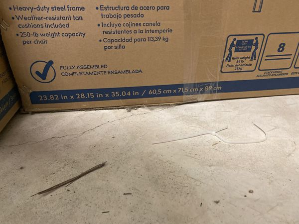 Large cardboard boxes for free!
