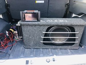 Car Stereo system for Sale in Oceanside, CA