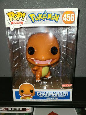 Funko Pop Pokemon Charmander 10in for Sale in Montclair, CA