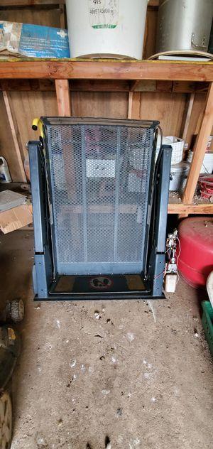 Vendo un elevador para una ben de enbalidos for Sale in Squaw Valley, CA