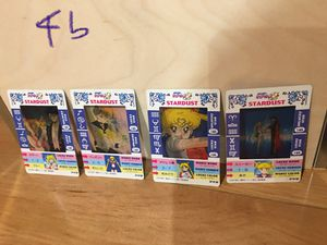 Sailor Moon 200+ cards - some are rare. for Sale in San Jose, CA