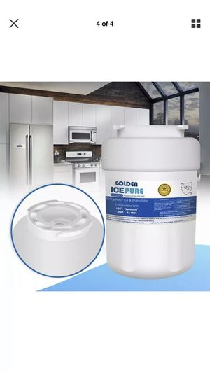 Fits GE MWF SmartWater MWFP GWF Comparable Refrigerator Water Filter 2 Pack for Sale in Chicago, IL