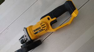 DeWalt grinder 20volt for Sale in Rock Valley, IA