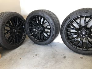 """19"""" Michelin Pilot Sport 4S tires and Rims for Sale in Tampa, FL"""