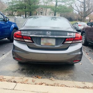 Honda Civic LX Gray for Sale in Germantown, MD