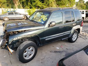 2005 Jeep Liberty 3.7L Parts/Partes for Sale in Houston, TX