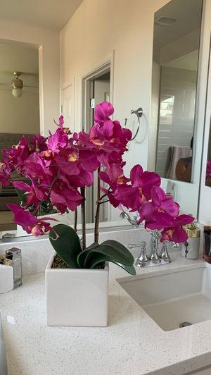 Faux orchid plant for Sale in Gilbert, AZ